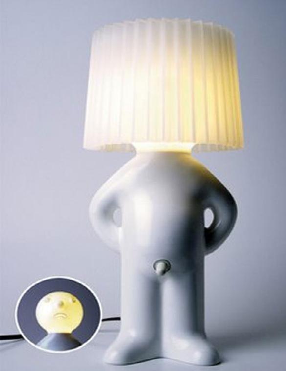 Unique and Funny Lamps Design