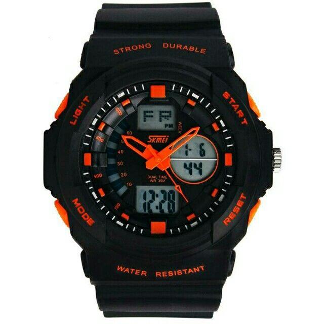 Saya menjual SKMEI S-Shock Sport Watch AD0955 - Orange seharga Rp146.603. Dapatkan produk ini hanya di Shopee! {{product_link}} #ShopeeID