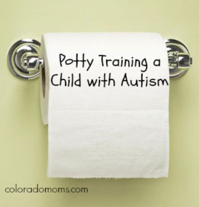 Let's face it, potty training any child is a struggle. It's not a fun process, it's frustrating for both kids and parents and it can be, well, quite messy. Now throw in to the mix a kid with autism...