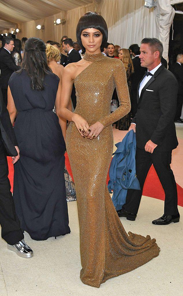 Met Gala 2016: Red Carpet Arrivals Zendaya, MET Gala 2016, Arrivals