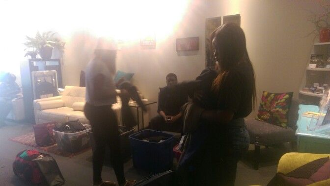 June 24, 2015  COMMUNITY LINKS  Mr. Tobi Alagbe CEO/co-founder - Blue Radar Ent.  celebrated his birthday by way of giving back to the community.  The Ottawa Clothing Drive held @the Space ( a shared work office)  and supported by Black Ottawa Business Network Social Group was a great success. Community members came with donations to be given to the Ottawa Mission.  #events #community #giving #kindness  #blueradarent #thespace #ottawamission #unity #BlackOttawaBiz