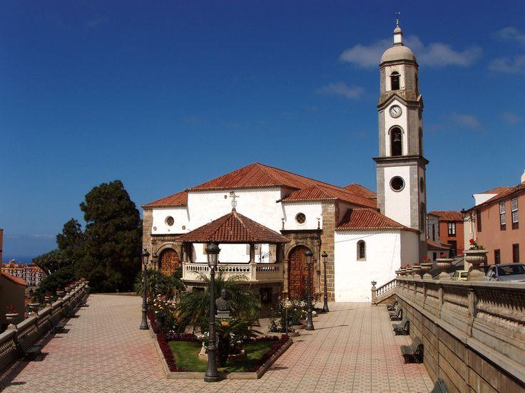 Church in Los Realejos | Flickr - Photo Sharing!
