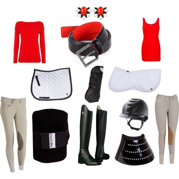 """Untitled #15"" by gabriellemiller on Polyvore #gpa #equinecotuture #smartpak #ariat #horze #eskadron #ogilvy #hugogunno #horse #equestrian #hunter #jumper #equestrainfashion"