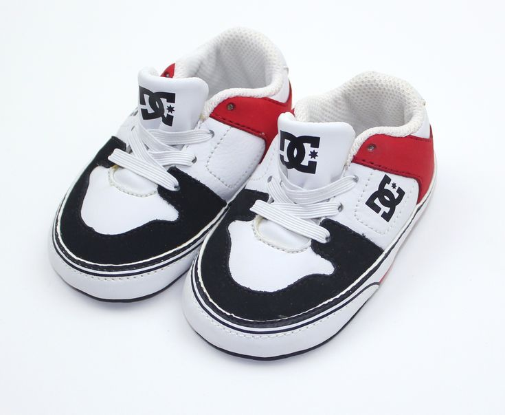 DC Infant Soft Sole Crib Shoes in Size 2 and Only $4 Online Resale May Bug Treasures