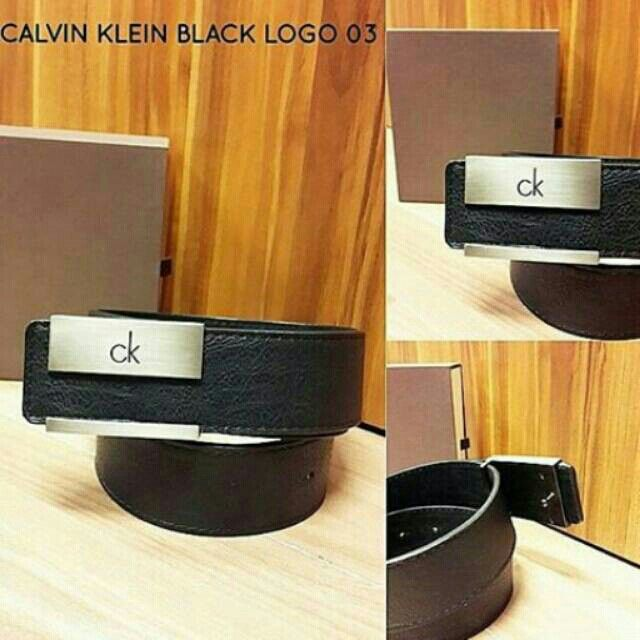 Temukan dan dapatkan BELT CALVIN KLEIN BLACK LOGO 03 hanya Rp 165.000 di Shopee sekarang juga! #ShopeeID   http://shopee.co.id/wfashioncenter/1467990