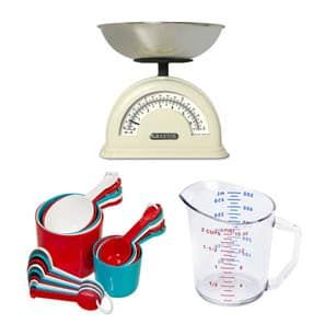 Here you can find cooking measurement conversion tables for US Measurements to imperial and metric measurements.