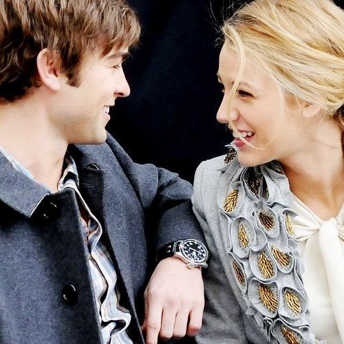 Nate & Serena (Chace Crawford and Blake Lively)