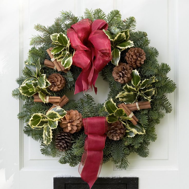 20 best christmas wreaths images on pinterest christmas
