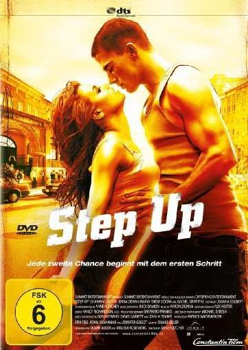 Die DVD Step up jetzt für 7,99 Euro kaufen.
