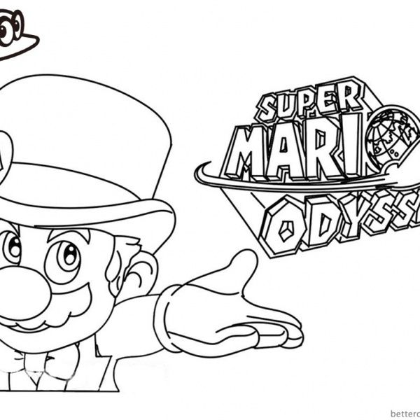Super Mario Odyssey Coloring Pages Grand Moon Free Printable Coloring Pages Mario Coloring Pages Coloring Pages Super Mario Coloring Pages