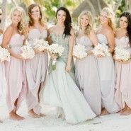 Unique Beach Wedding Bridesmaid Gifts   beach destination wedding    Honeymoon Dreams1066 best You Are In Love images on Pinterest   Marriage  Beach  . Destination Wedding Bridesmaids Dresses. Home Design Ideas
