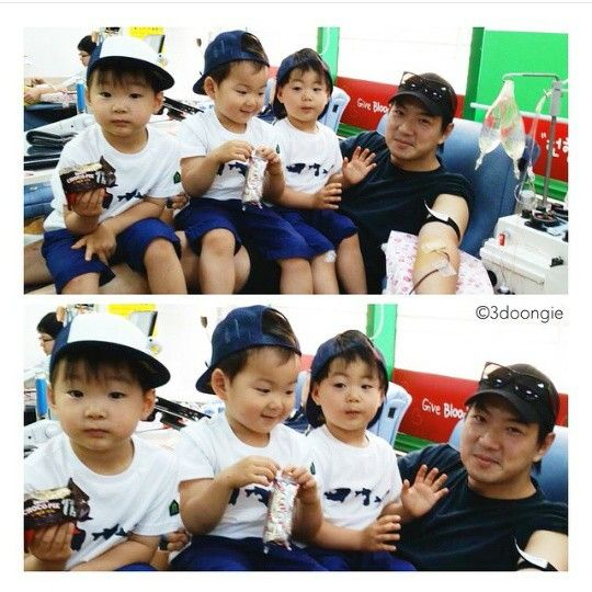 Thw triplets and appa