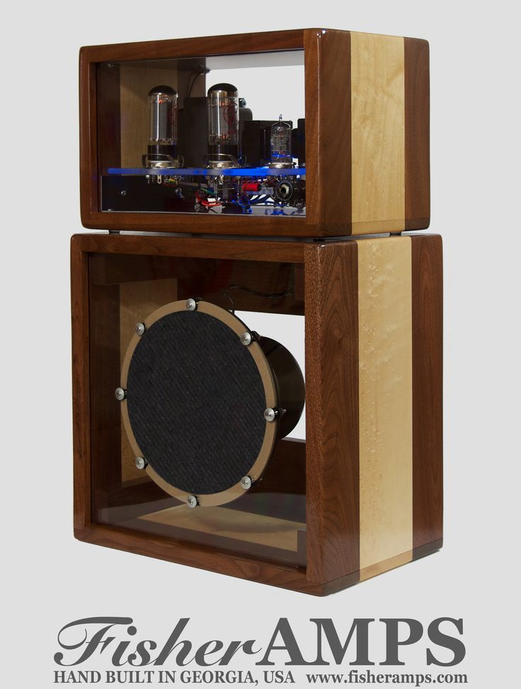 I kinda need this amp. Or I need to build a custom cabinet like it.