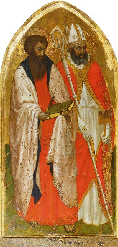 Trittico di San Giovenale - Masaccio