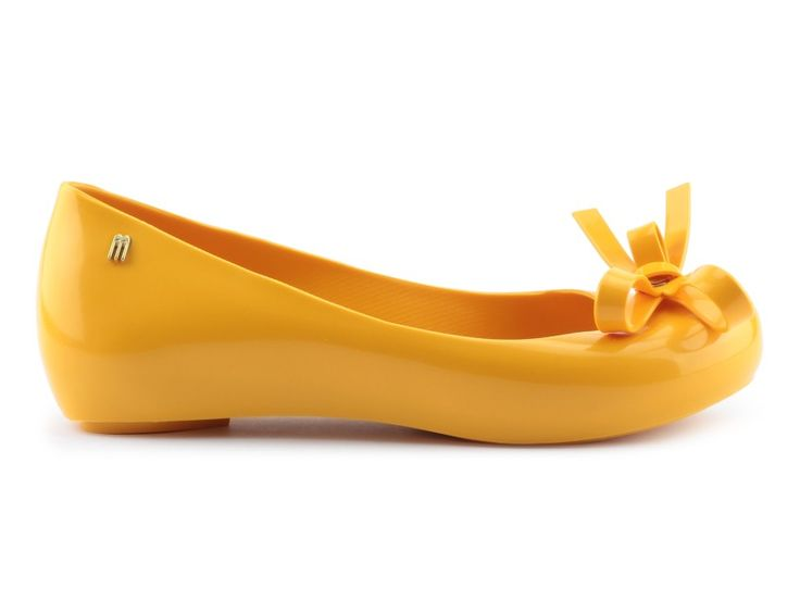 baleriny melissa 31784 ultragirl bow ad yellow