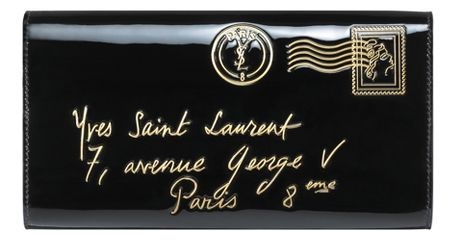 YSL Y-Mail clutch: A perfect combination of my love for designer ...