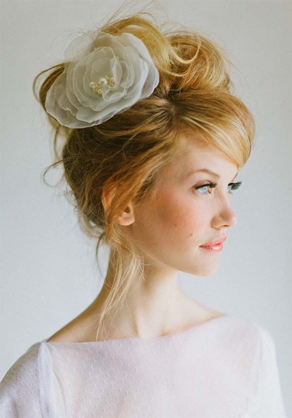 Tips for choosing wedding updos