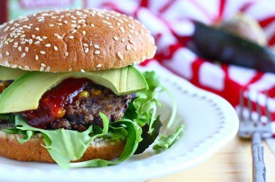Spicy Black Bean Burger Recipe Food Network