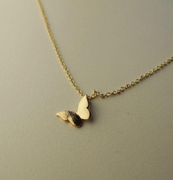 Minimalistischer Schmuck Kette Halskette von MinimalismJewellery