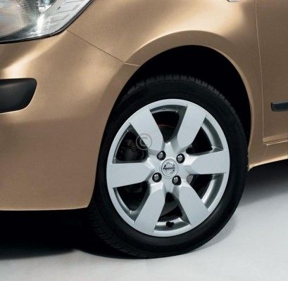 "Nissan Note (E11E) Alloy Wheel 16"" Magnetite - D03009U03B"