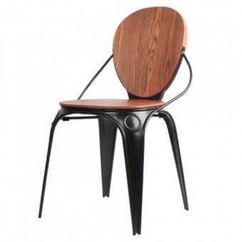 Zuiver Louix Stoel - Vintage stoelen - Stoelen | Zen Lifestyle