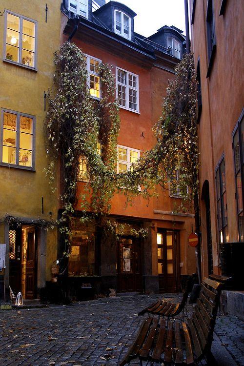 allthingseurope: Stockholm, Sweden (by calzean)