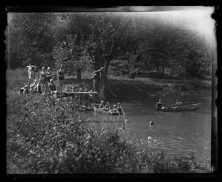 Vintage: Glass Plate Collection from the Illinois State Journal (1929 – 1936) | MONOVISIONS