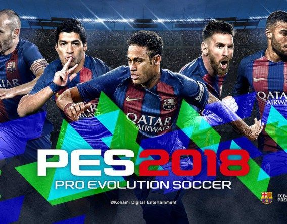 PES 2018 Features And Release Date (Watch Teaser Trailer)