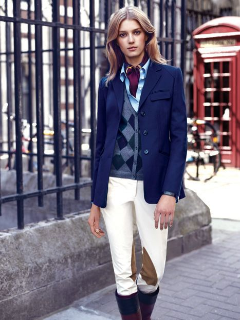 The Urban Equestrian: London #urban #equestrian  Weird look with the boots and breeches haha