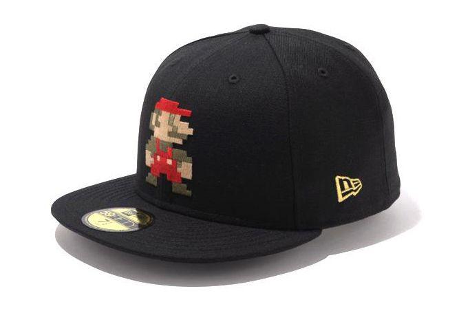 Super Mario Bros. x New Era Japan 2013 Spring/Summer Collection