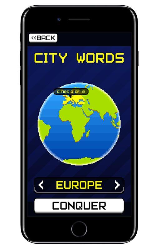 Citywords il divertissimo puzzle game in cui lo scopo - Parole con due significati diversi ...
