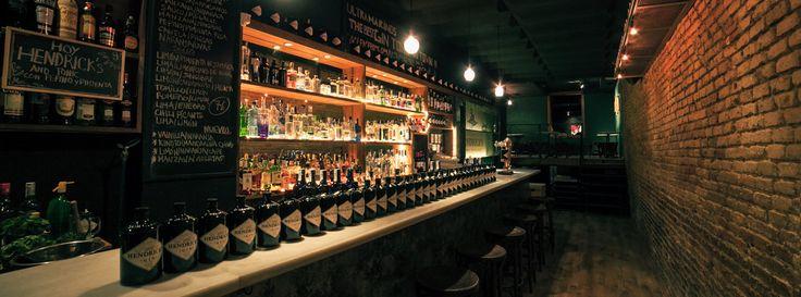 Ultramarinos Bar Kinoki Studio
