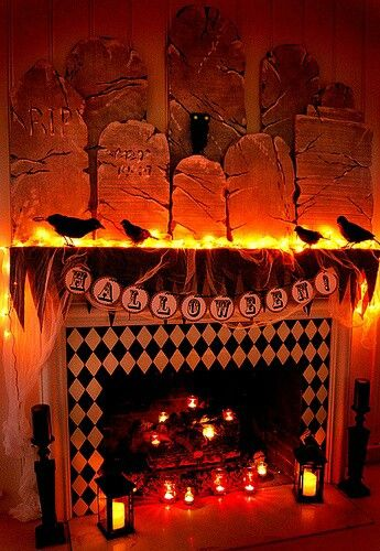 122 best Хэллоуин images on Pinterest Halloween decorations - frontgate halloween