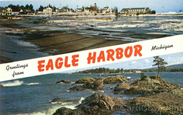 Greetings From Eagle Harbor - (c) 1959