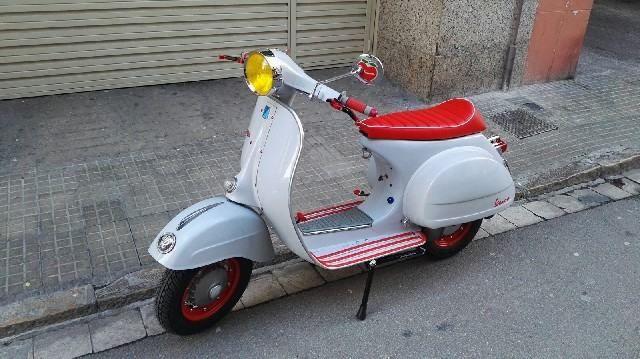 Moto Vespa De Segunda Mano Vespa 200 Vespa Honda Ruckus