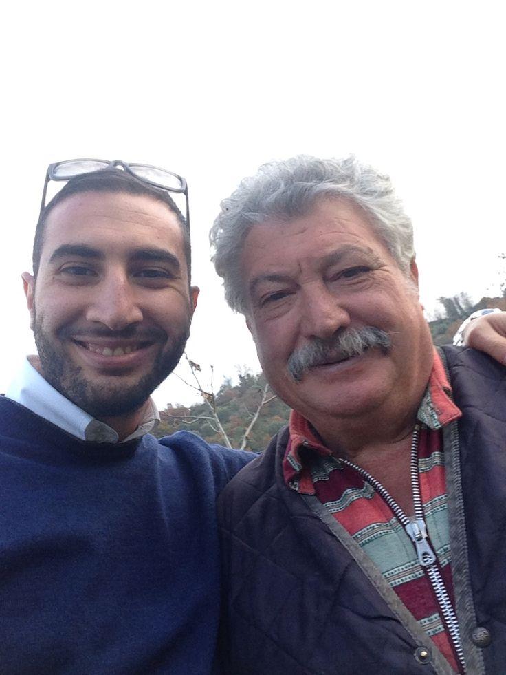 In campagna con zio Totó