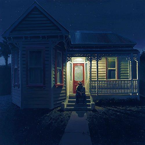 Night Light - Barry Ross Smith