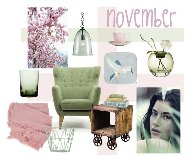 november by levai-magdolna on Polyvore featuring interior, interiors, interior design, home, home decor, interior decorating, Wedgwood, Kami Design, Niche Modern and By Nord