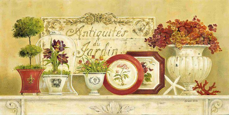 Antiquités du Jardín (Kathryn White)