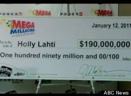 Holly Lahti, Lottery-Winning Idaho Woman, Re-Emerges After Disappearance Following Jackpot Score. ::: Lottery winners tend to have grand plans for their new-found funds. Fancy cars, houses, and leaving debt in the rear-view mirror tend to be their priorities, along with lavish vacations. But in January 2011, when Holly Lahti won $190,000,000 million on a Mega Millions jackpot, none of that seems to have made her list.    Instead, she vanished.