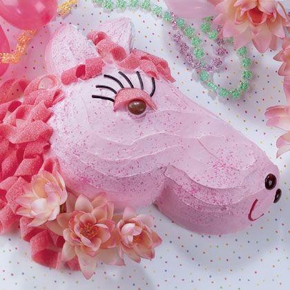 Tarta de My Little Pony, tutorial. | Ideas y material gratis para fiestas y celebraciones Oh My Fiesta!