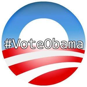 Reminder: #VoteObama today!
