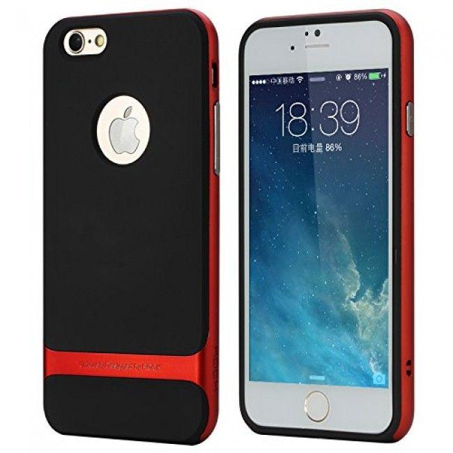 """Rock Royce Case - Κόκκινο (iPhone 6 - 4.7"""") - myThiki.gr - Θήκες Κινητών-Αξεσουάρ για Smartphones και Tablets - Rock Red"""