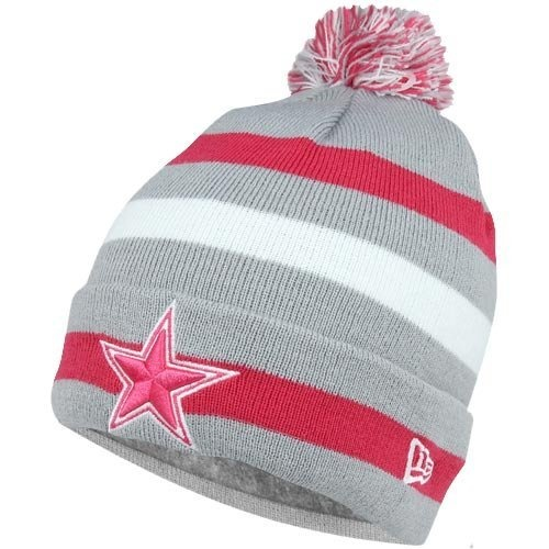 promo code fd0be 23f82 ebay nfl breast cancer knit hats hats 82041 2072f