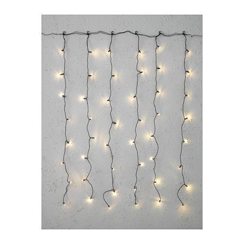 Oltre 25 fantastiche idee su luci da tenda su pinterest for Ikea luci led
