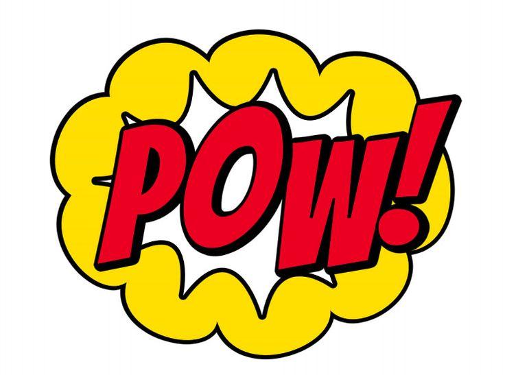 Grande parte dos super heróis surgiram dos quadrinhos, e algumas coisas são essenciais, como por exemplo as onomatopéias que representam exp...