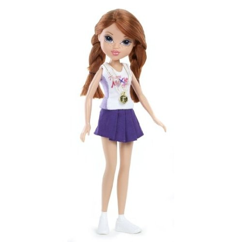 Amazon.com: Moxie Girlz World of Sportz Doll - Kellan (Tennis): Toys  Games