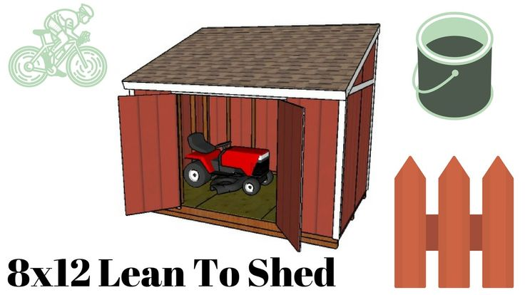1000 Ideas About Lean To Shed Plans On Pinterest Lean