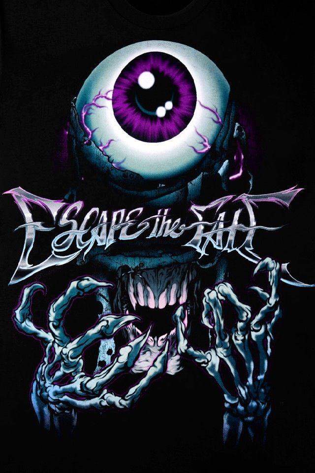 Escape The Fate - As You're Falling Down Lyrics | MetroLyrics