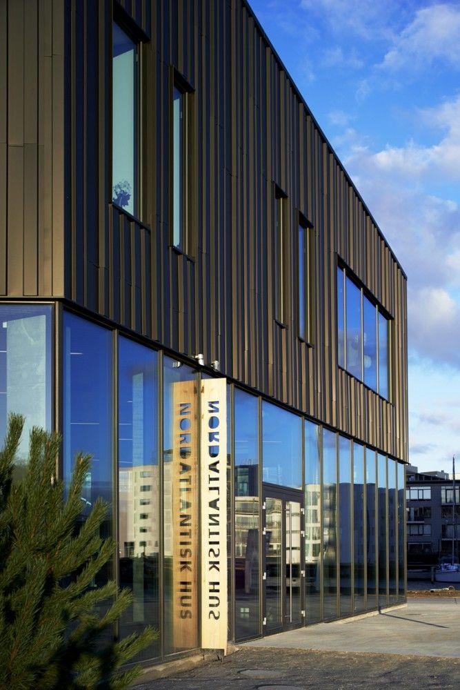 North Atlantic House / Cornelius + Vöge